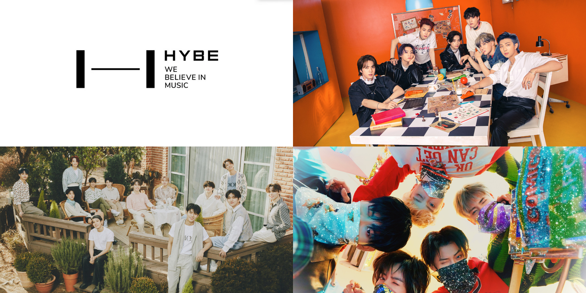 HYBE earns $244 million in Q2 - driven by releases from BTS, SEVENTEEN, TOMORROW X TOGETHER, plus BTS' MUSTER SOWOOZOO ticket sales