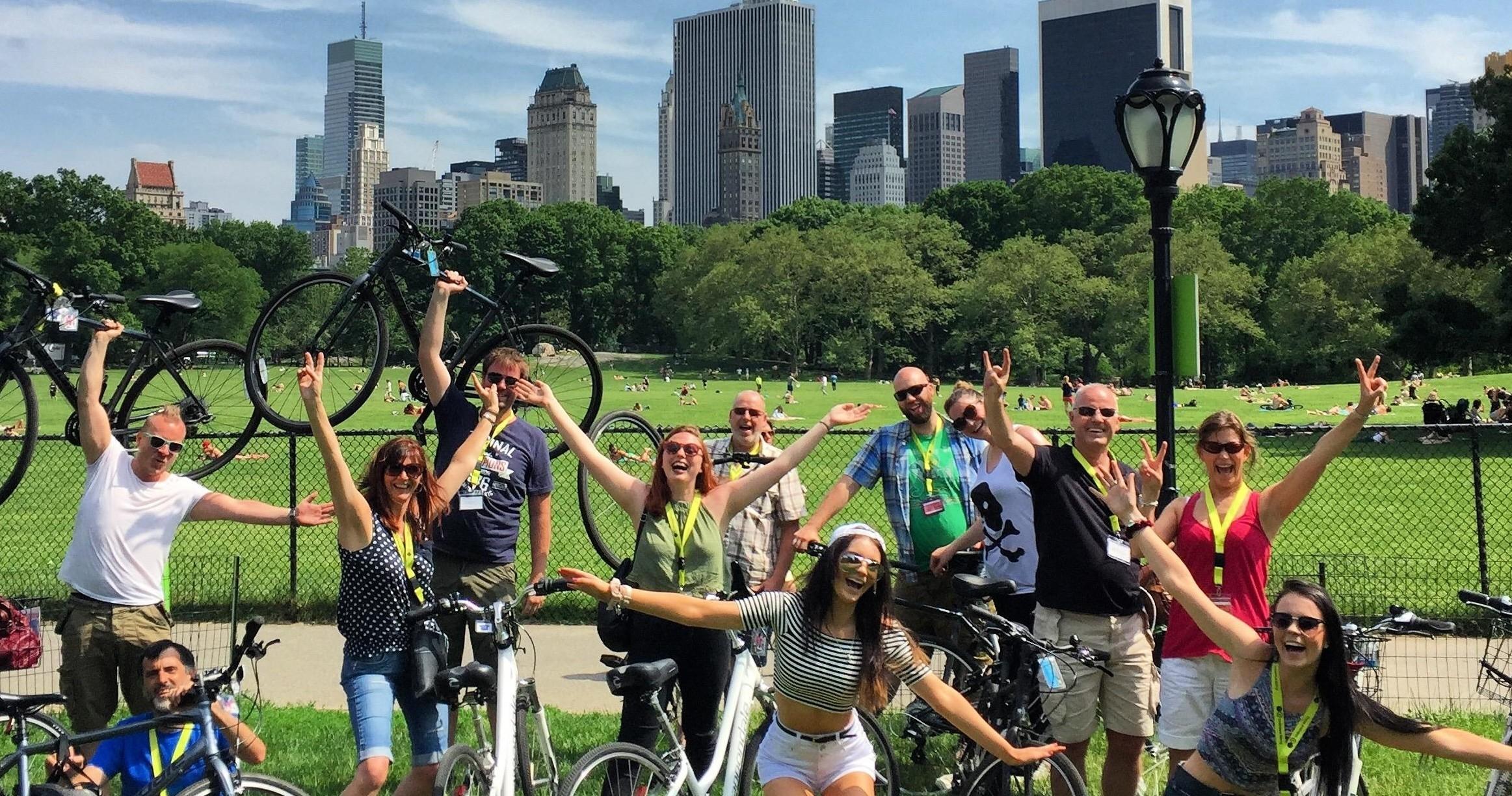 2-Hour Central Park Bike Tours