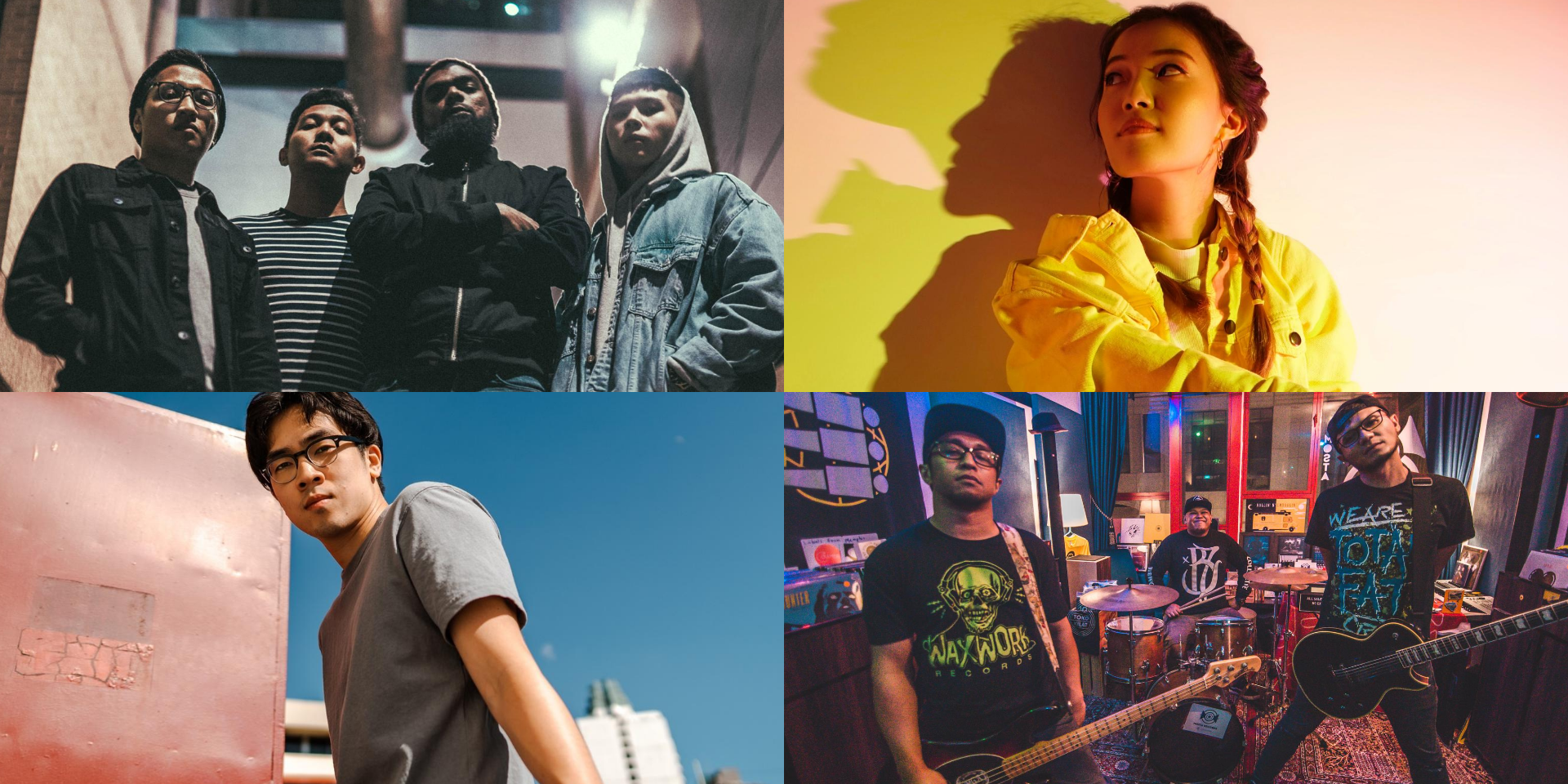 Baybeats 2020 goes digital with special online edition featuring Charlie Lim, Iman's League, Annette Lee, and more