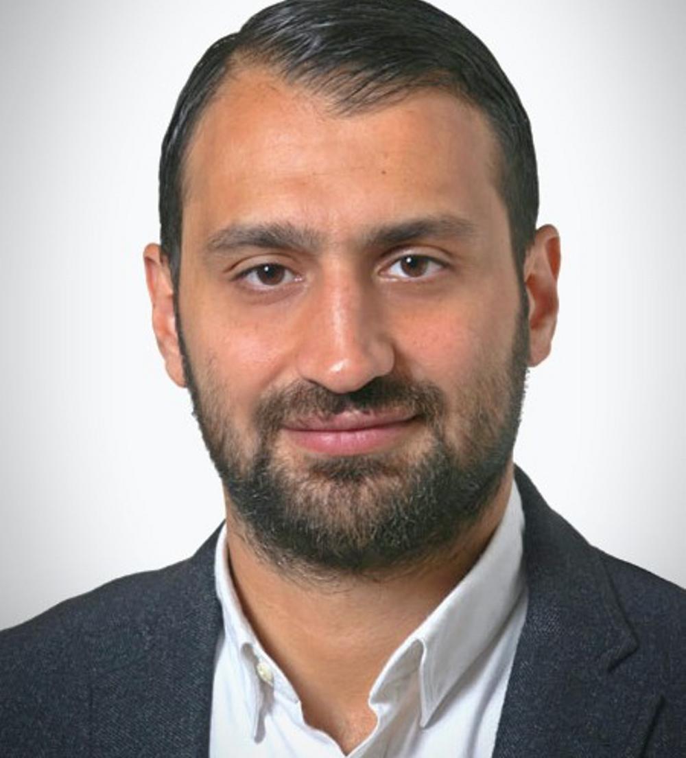 Co-founder Mohamad Takwa