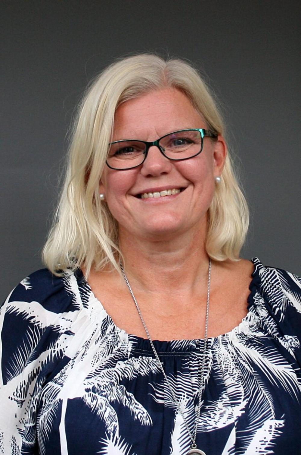 Porträtt bild av Cecilia Hjort Attefall, förbundsordförande Bilda