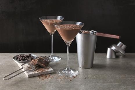 callebaut choc martini