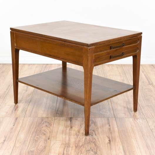 """Mersman"" Mid Century Modern End Table"