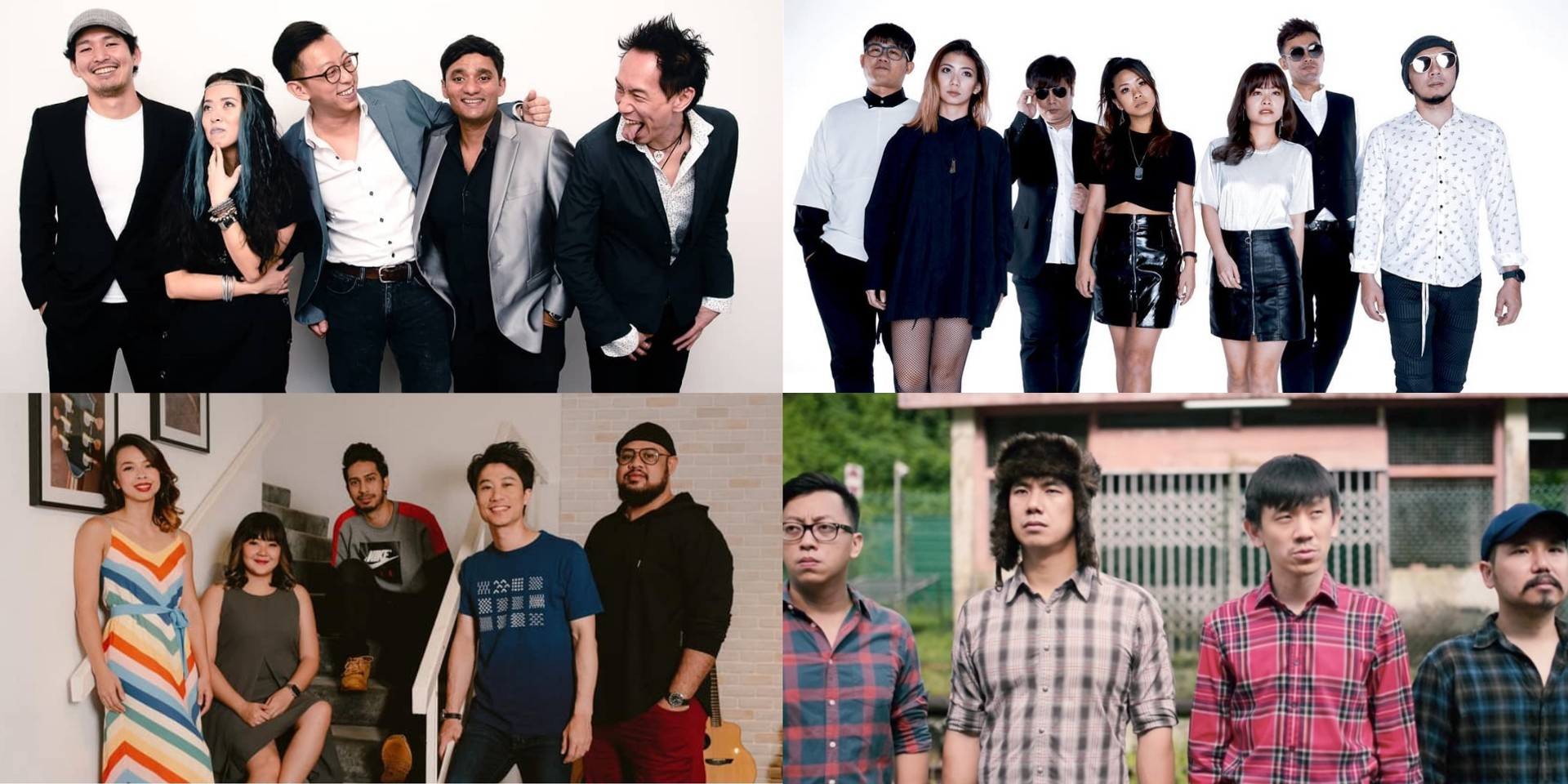 Reverie, The Switch Gang, 53A, and more to pay tribute to Singapore's The Substation Garden at  'Goodbye Garden' live concert series