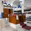 Interior 1, Synagogue Keter Torah, Sousse, Tunisia, Chrystie Sherman, 7/17/16