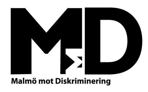 MMD - Malmö mot Diskriminering logo