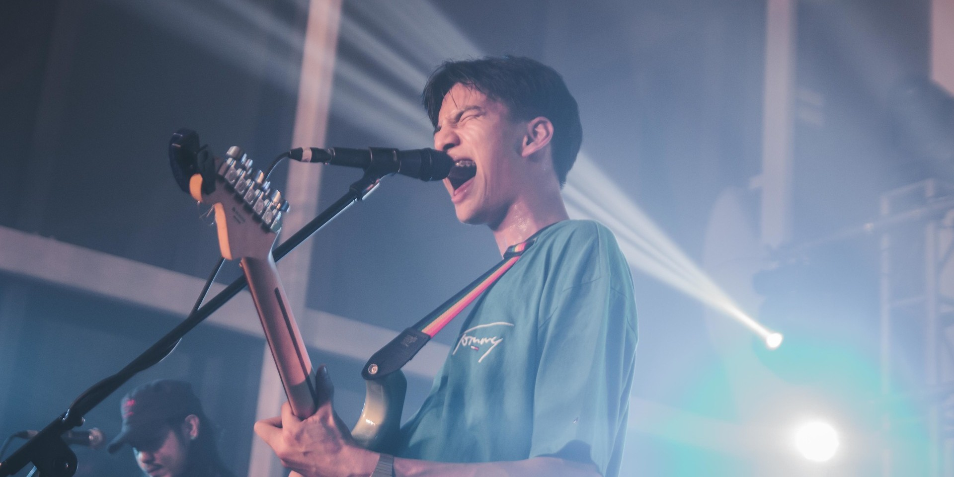 Phum Viphurit confronts his worries with new single 'Hello, Anxiety' – listen