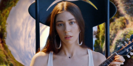 Caroline Polachek returns with kaleidoscopic music video for comeback single 'Door' – watch
