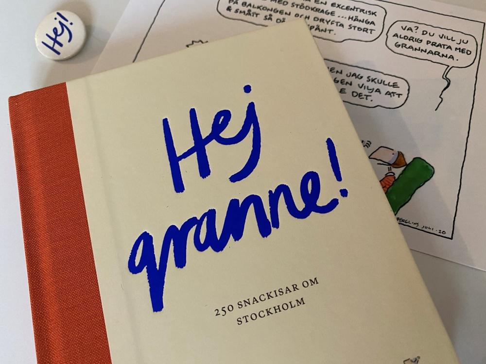 Boken Hej granne!