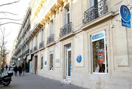 Photo du centre Audika de Paris