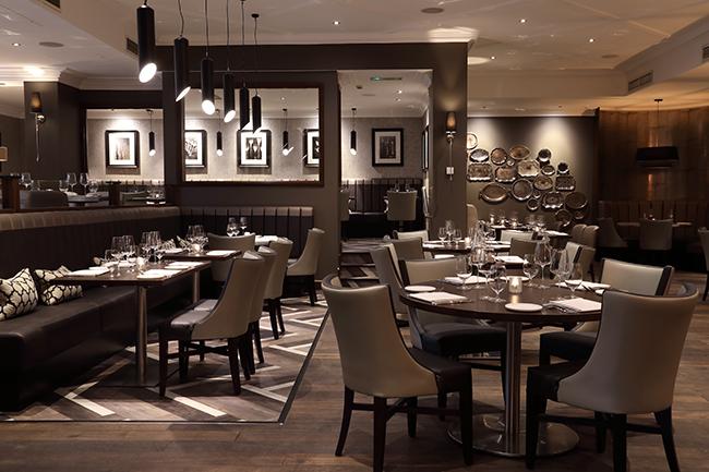Restaurant Paul Tamburrini