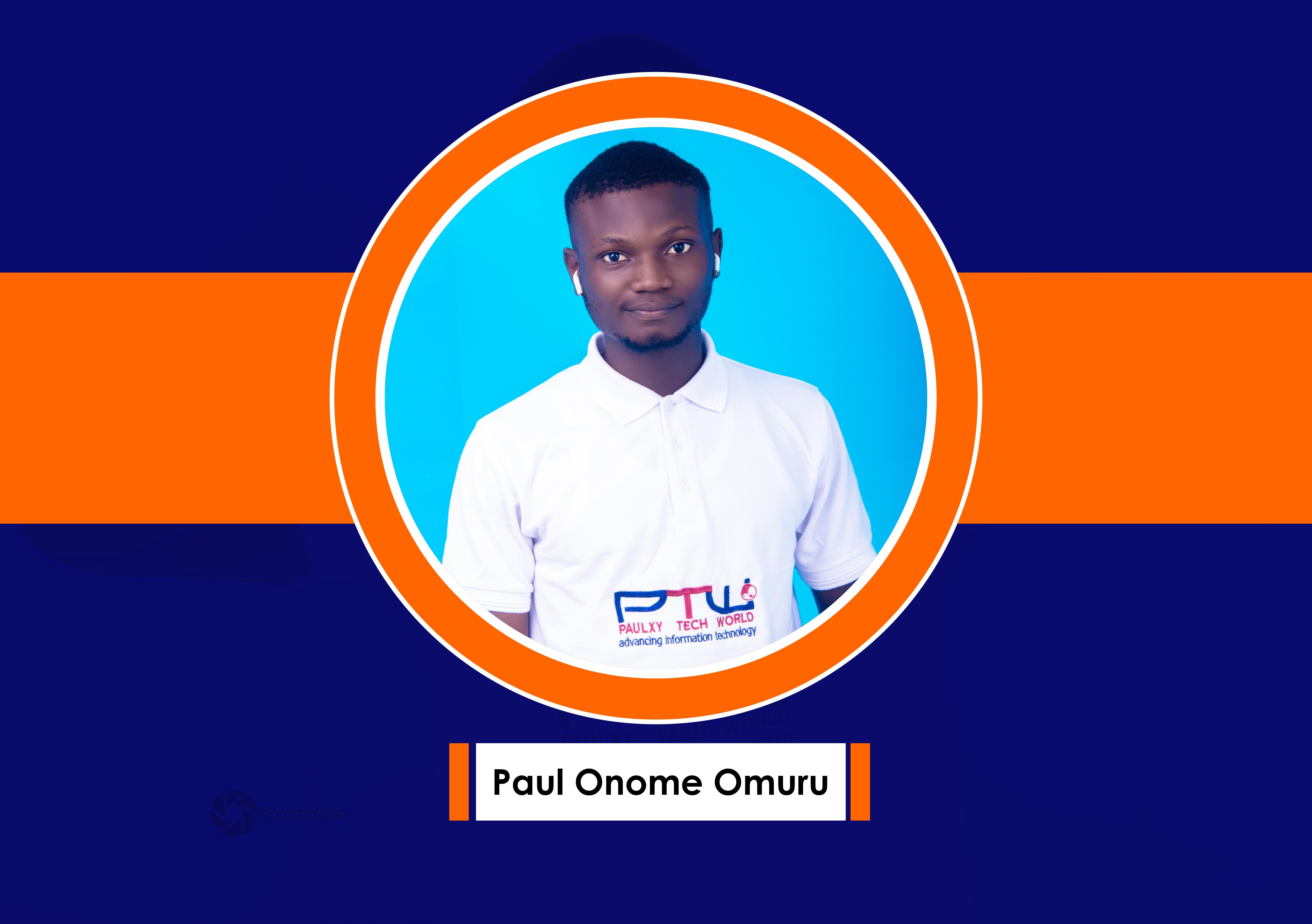 Paul Onome Omuru