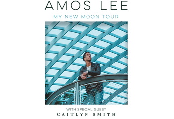 IAH- Amos Lee, September 20, 2018, gates 5pm