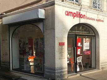Photo du centre Amplifon de Martigues