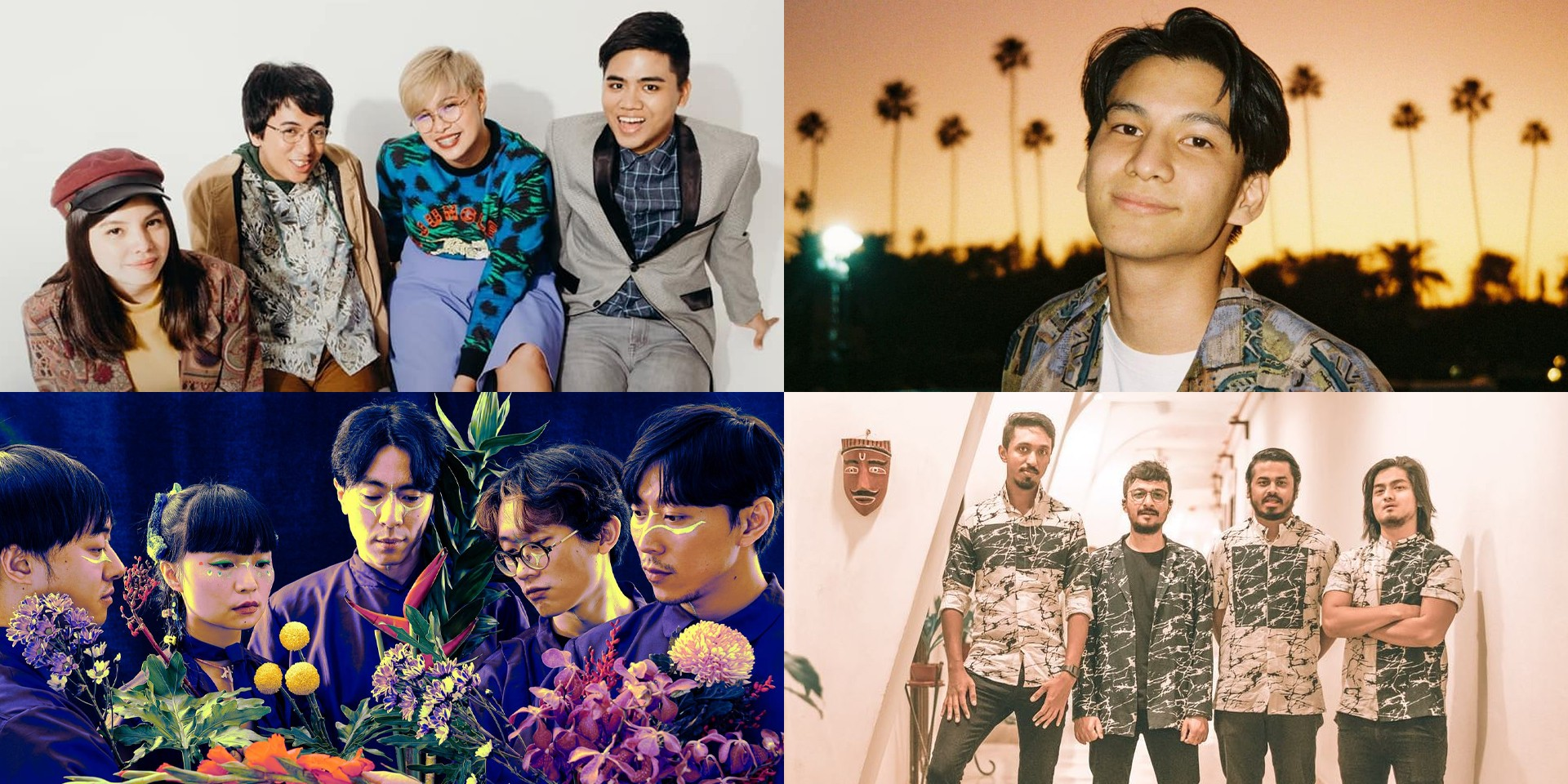 Here are 10 Audiotree Live performances featuring Asian acts you shouldn't miss