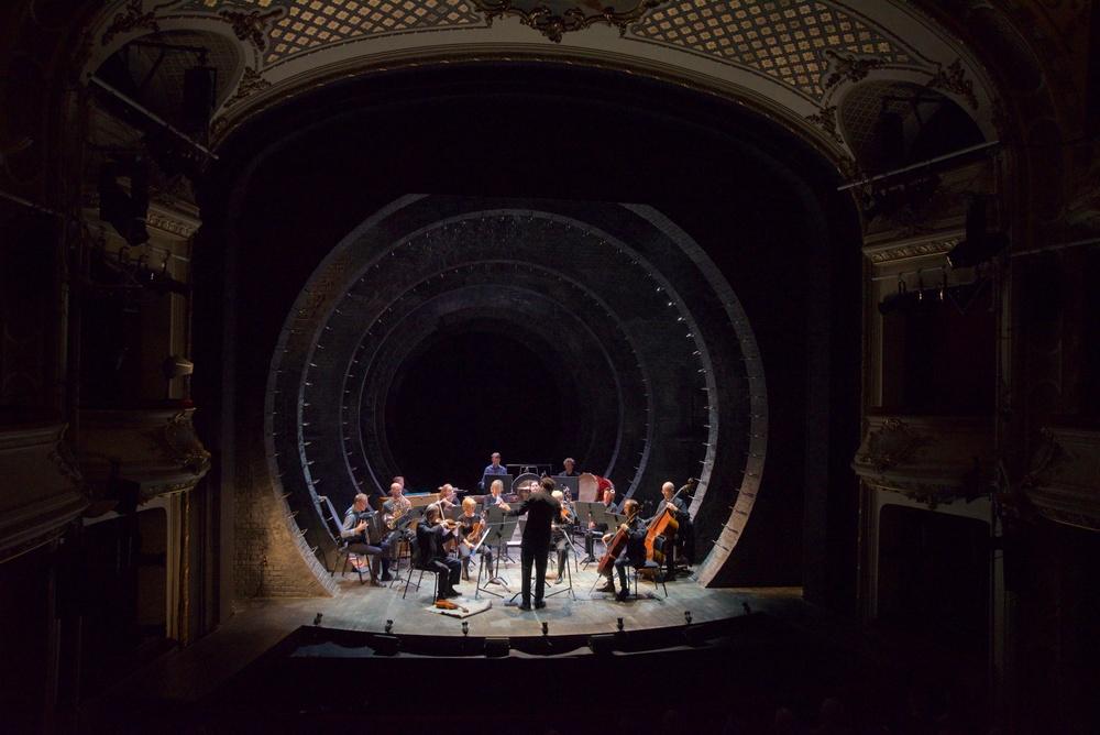 Wermland Opera / Anneli Thoren  Klassisk lördag 22 september 2016. Chefsdirigent Johannes Gustavsson.
