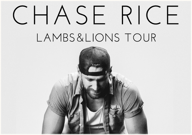 IAH- Chase Rice, May 12, 2018