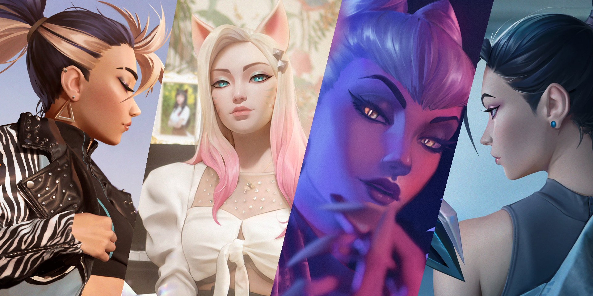 Everything to know about Riot Games' virtual K-Pop group K/DA and their upcoming debut EP, ALL OUT