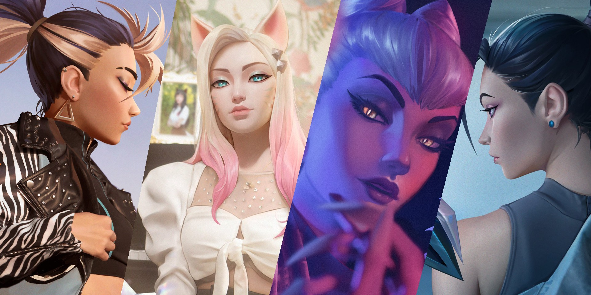 Everything to know about Riot Games' virtual K-Pop group K/DA and their debut EP, ALL OUT