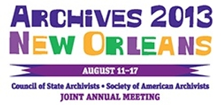 ARCHIVES 2013 Session Catalog - New Orleans