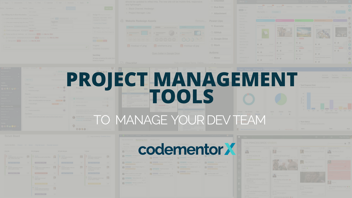 9 Project Management Tools to Remotely Manage Freelance Developers