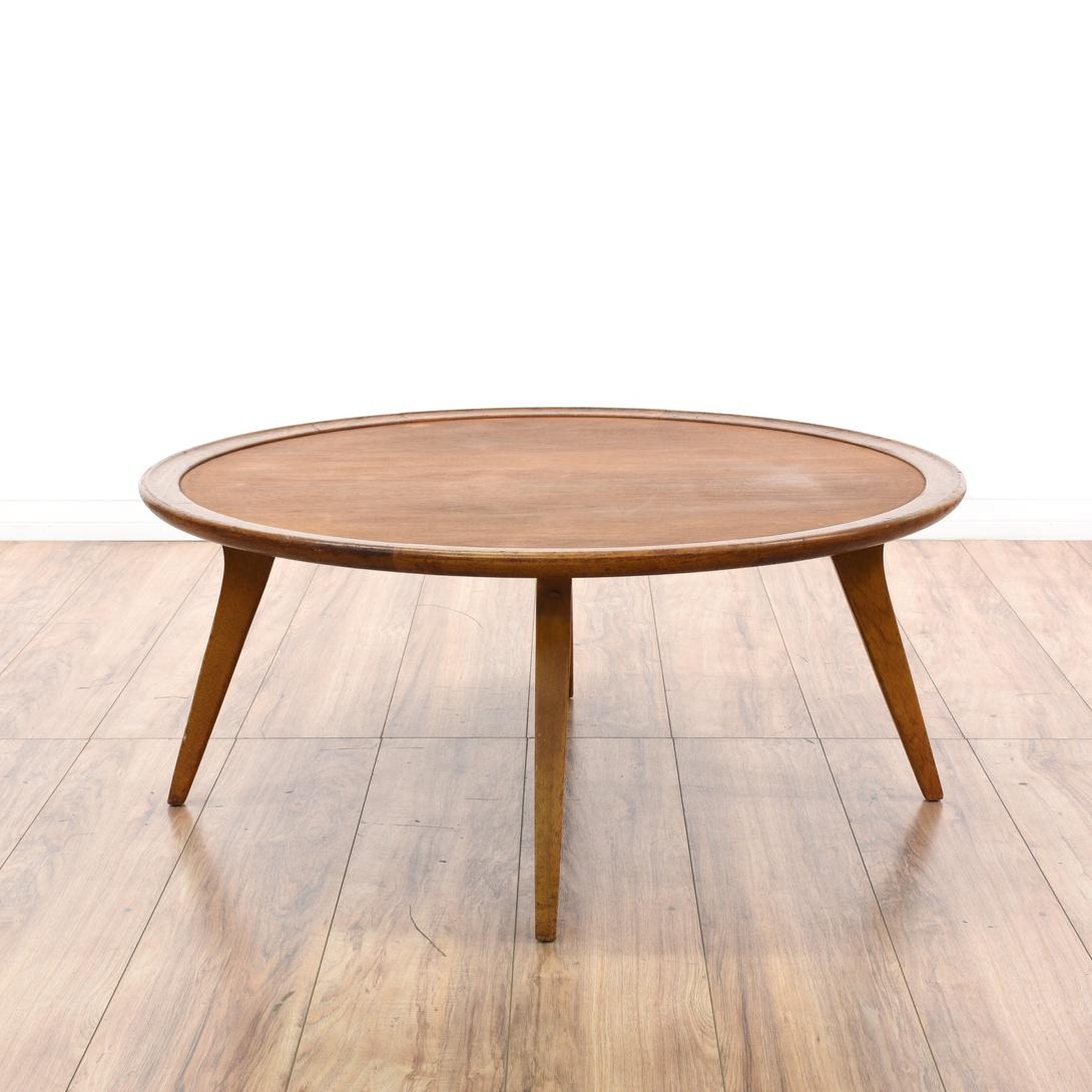 Mid Century Modern Round Coffee Tables