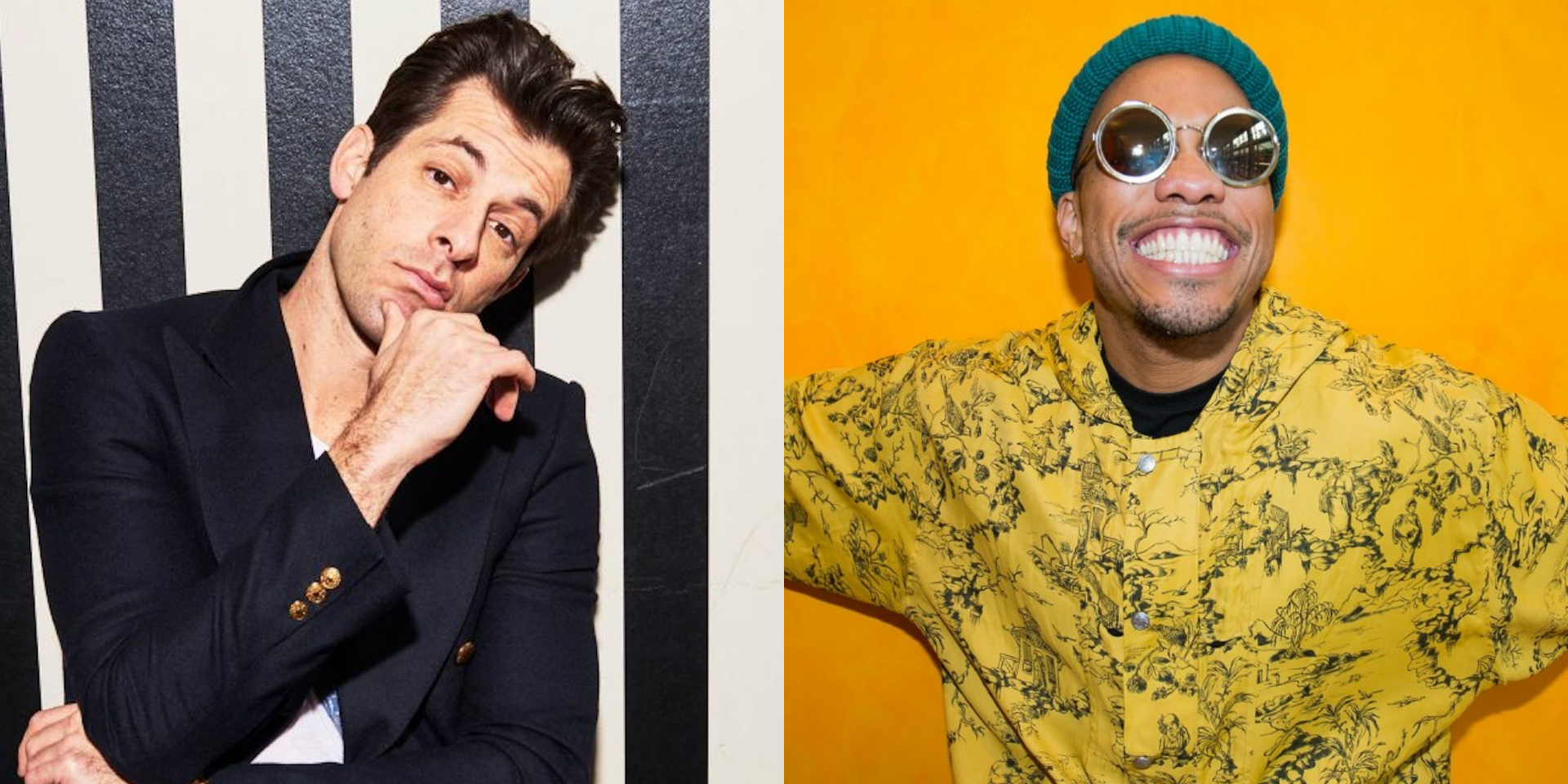 Mark Ronson and Anderson .Paak release new song 'Then There Were Two'