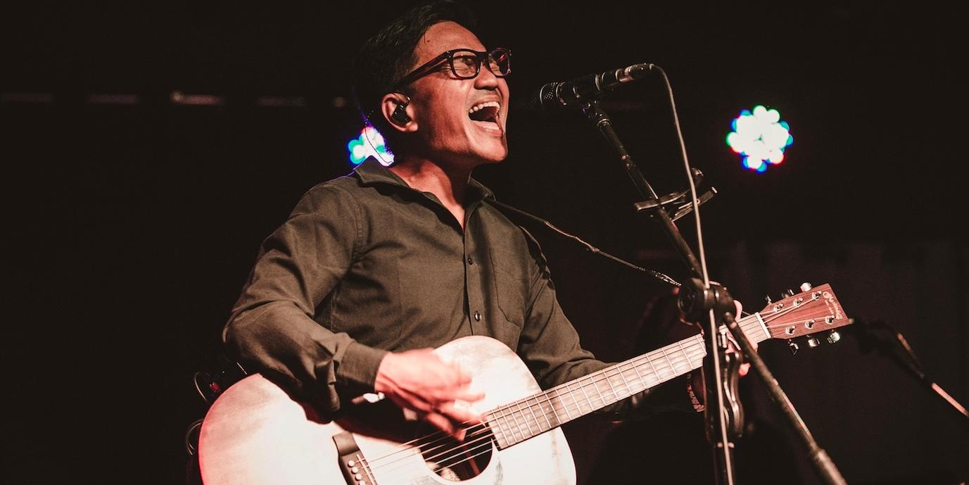 Ebe Dancel to celebrate 15 years of Dramachine with all-Sugarfree set