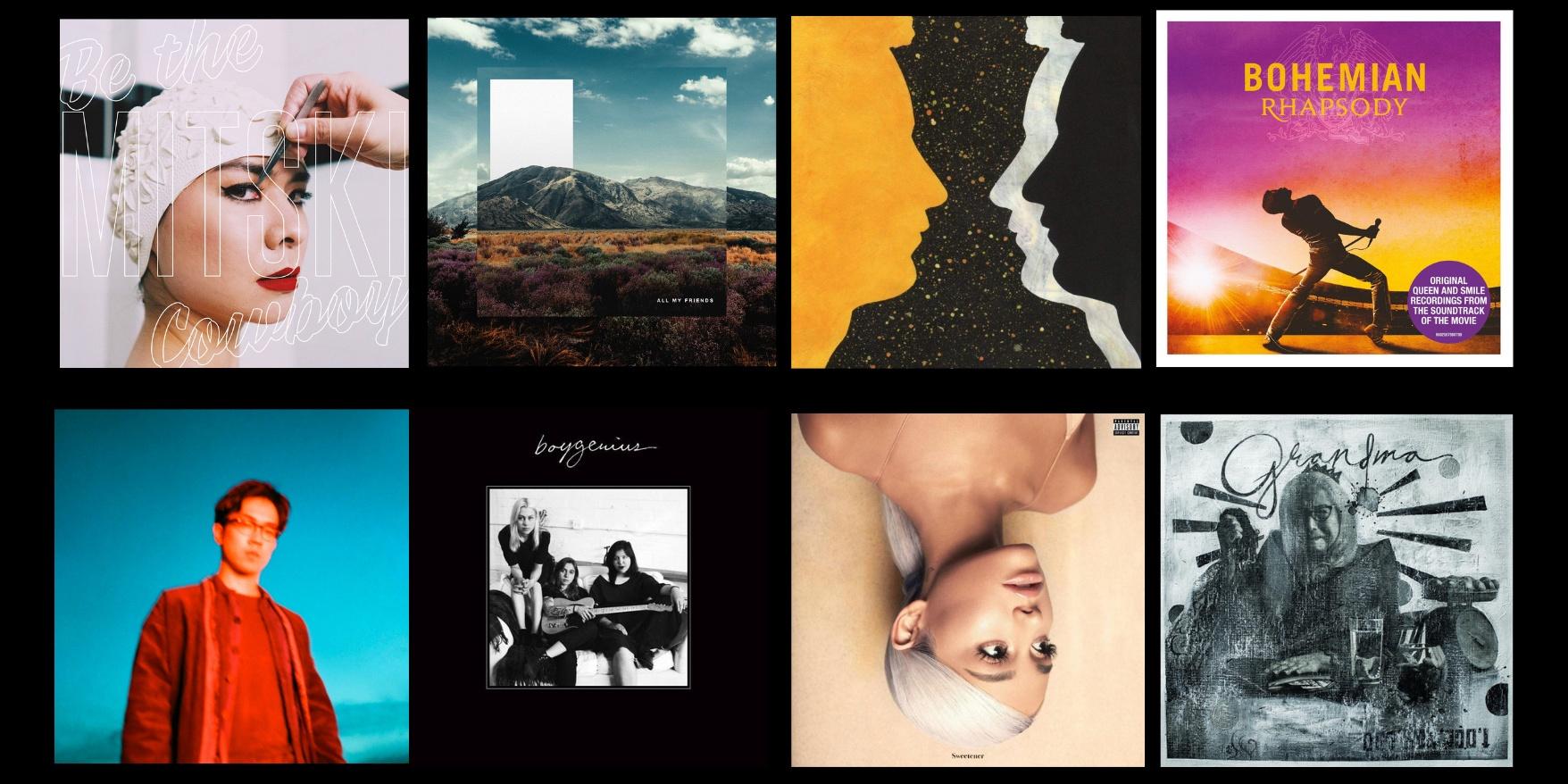 Best Albums of 2018: Staff Picks