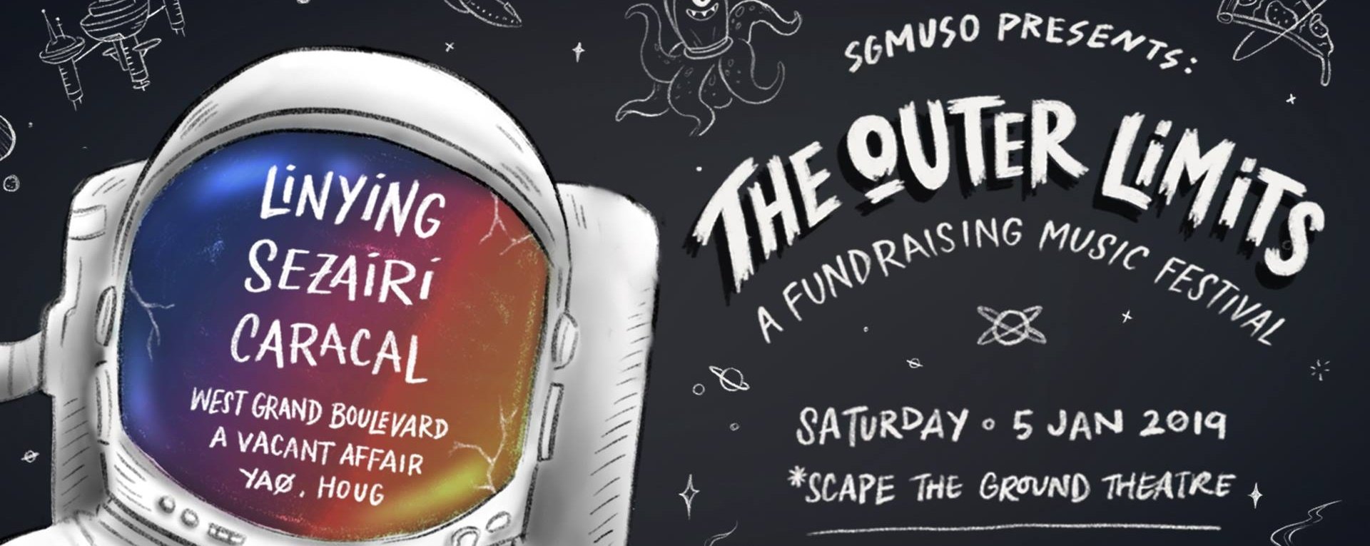 The Outer Limits (A Fundraising Music Festival)