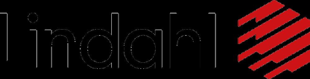 För ljus bakgrund | Svart text, röd symbol