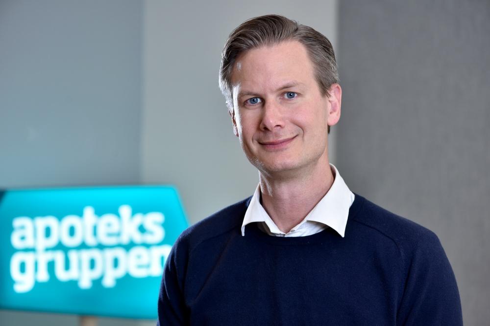 Daniel Lindin, Sortiment och inköpsdirektör