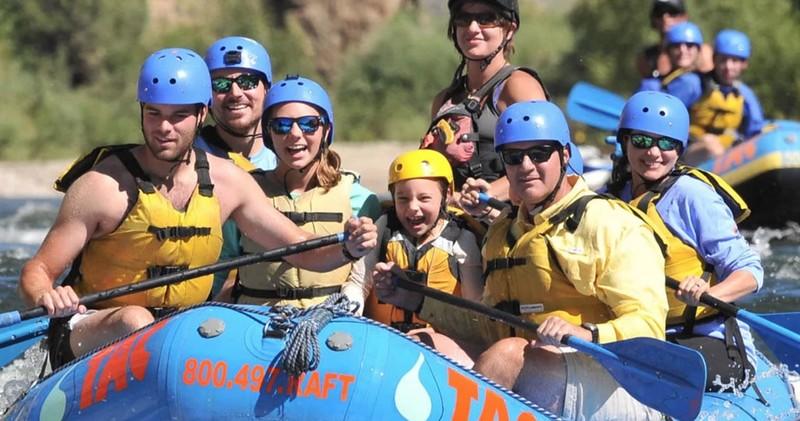 Pumphouse Canyon - Rafting Photo 1 of 1