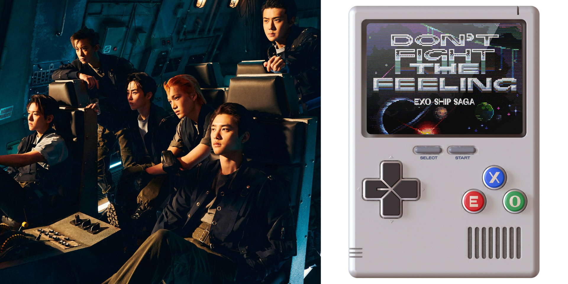 EXO launch new mini-game to celebrate upcoming album 'DON'T FIGHT THE