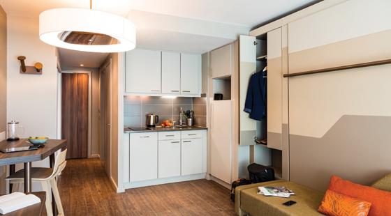 Aparthotel Adagio Edinburgh