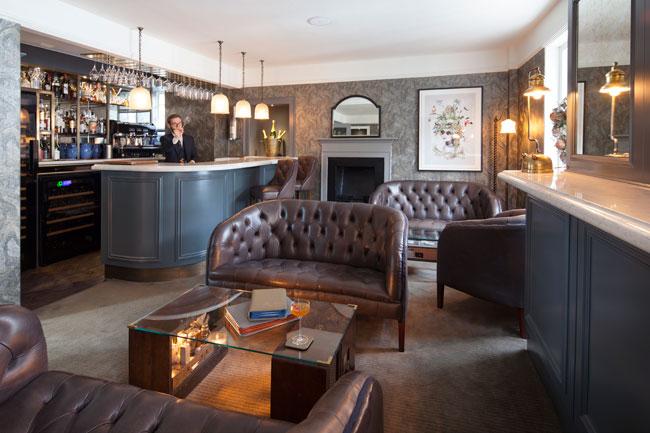 Cici's bar at Paul Ainsworth at No 6