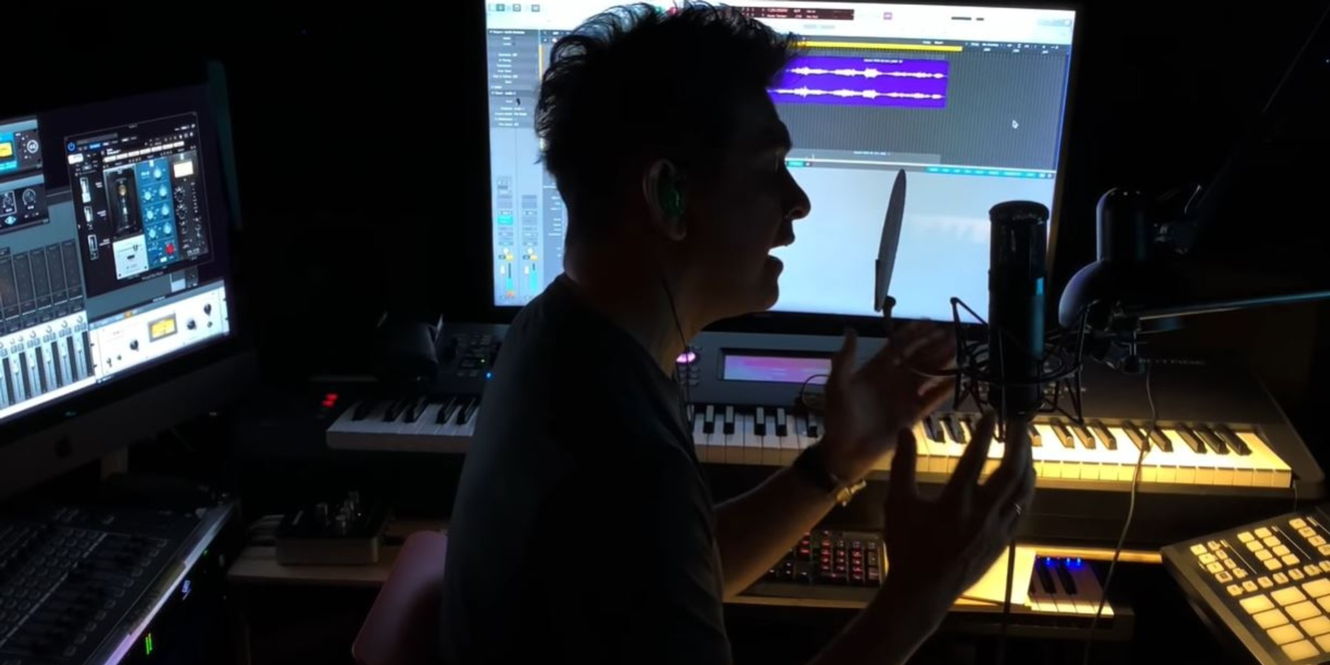 Gary Valenciano shares 'Take Me Out of the Dark' performance video from home studio – watch