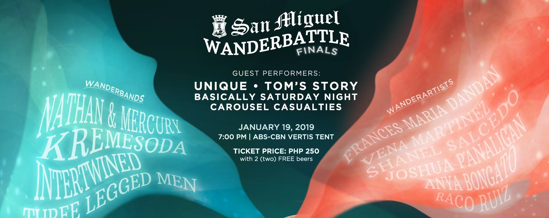 San Miguel Wanderbattle: Finals