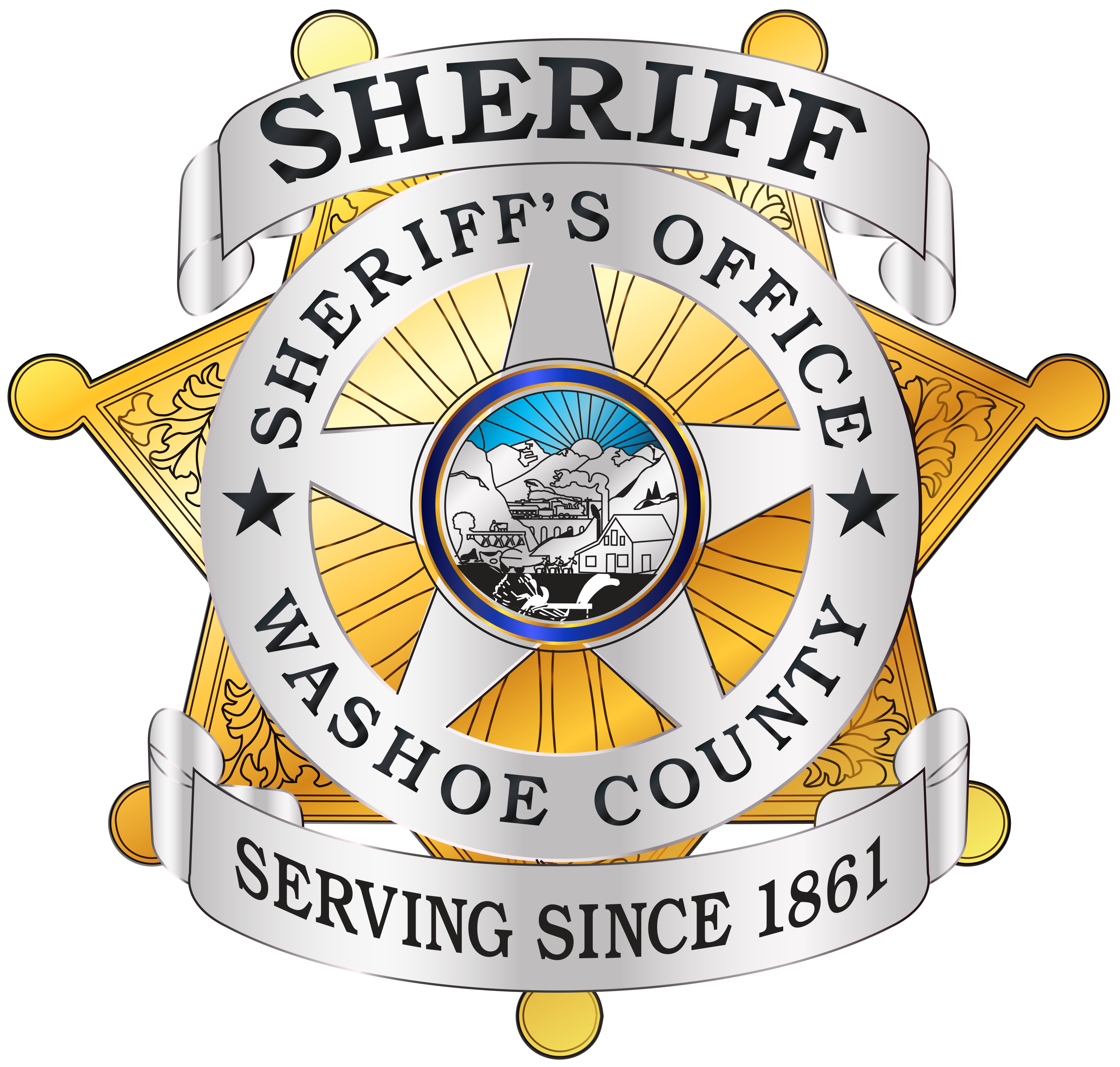 Washoe County </br> Sheriff's Office