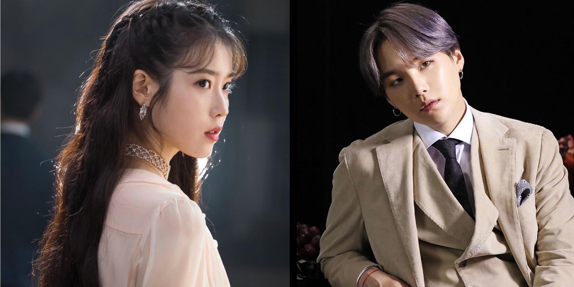 IU's collaboration with BTS' Suga sends K-pop fans rejoicing