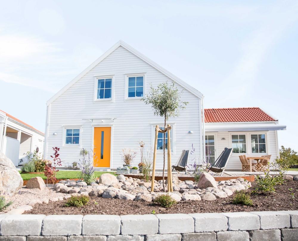 Varbergshus Villa Saltö Derome
