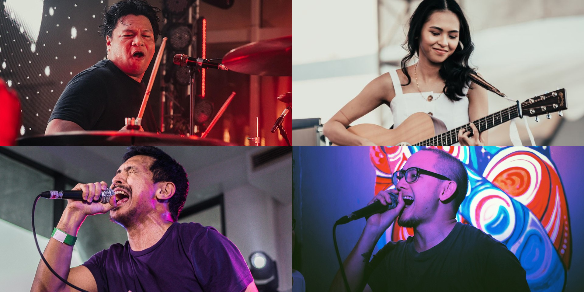 Itchyworms, Clara Benin, Dicta License, Severo, and more to perform at Red Ninja Year 10