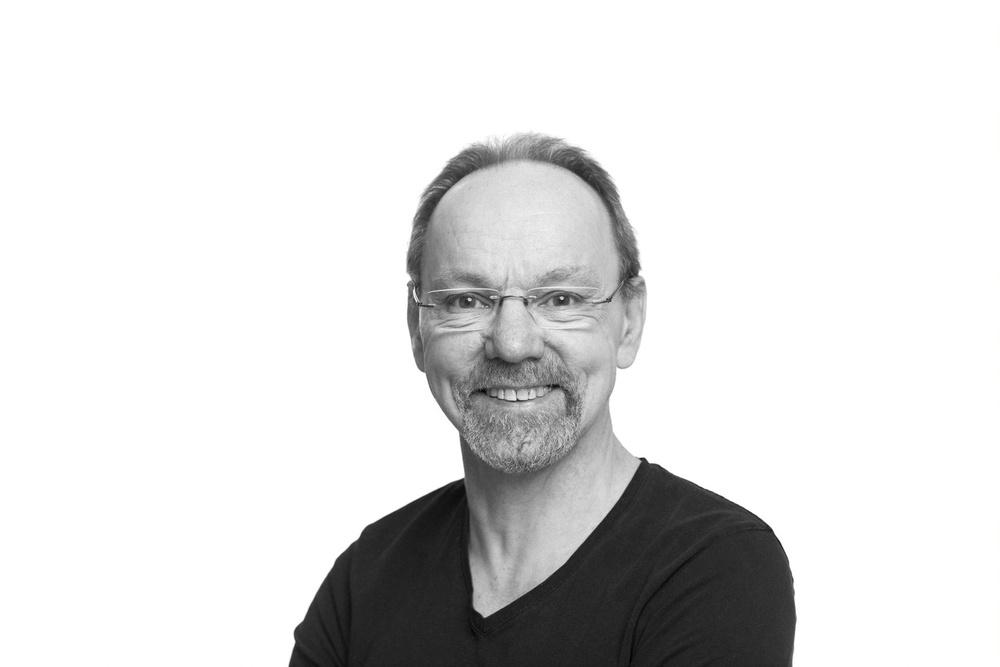 Gunnar Eklund, skådespelare, Västerbottensteatern. Foto: Patrick Degerman.