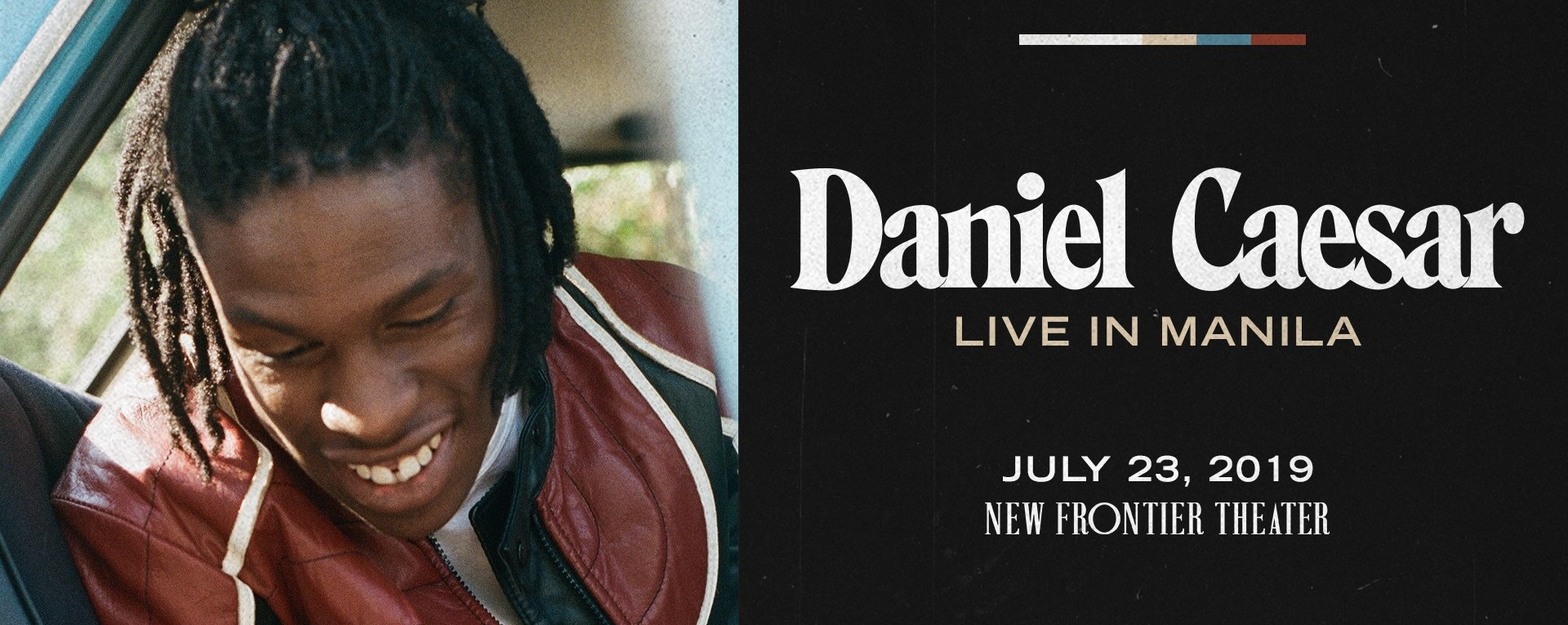 Daniel Caesar: Live in Manila