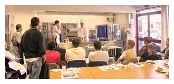 Rational chef academy