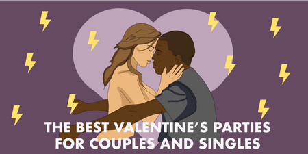 The best Valentine's Day parties for couples and singles