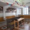 Interior 1, Slat Trabelsiya (Tripoli), Djerba (Jerba, Jarbah, جربة), Tunisia, Chrystie Sherman, 7/8/16