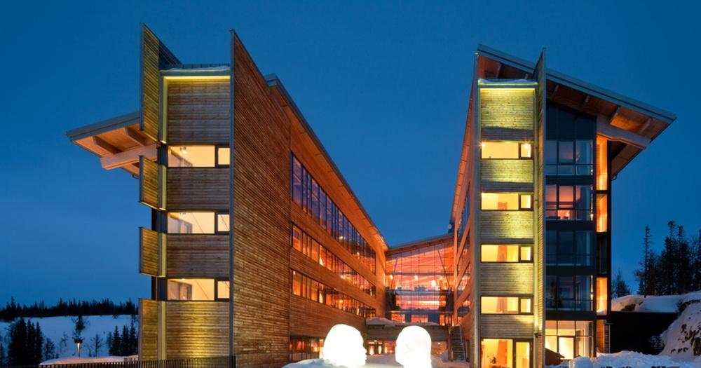 Pitchtävlingen avgörs på Åre Business Forum på Copperhill Mountain Lodge
