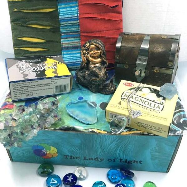 The Lady of Light Deluxe Goddess Box: Yemoja