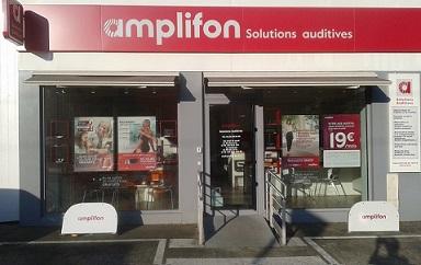 Photo du centre Amplifon de Nantes